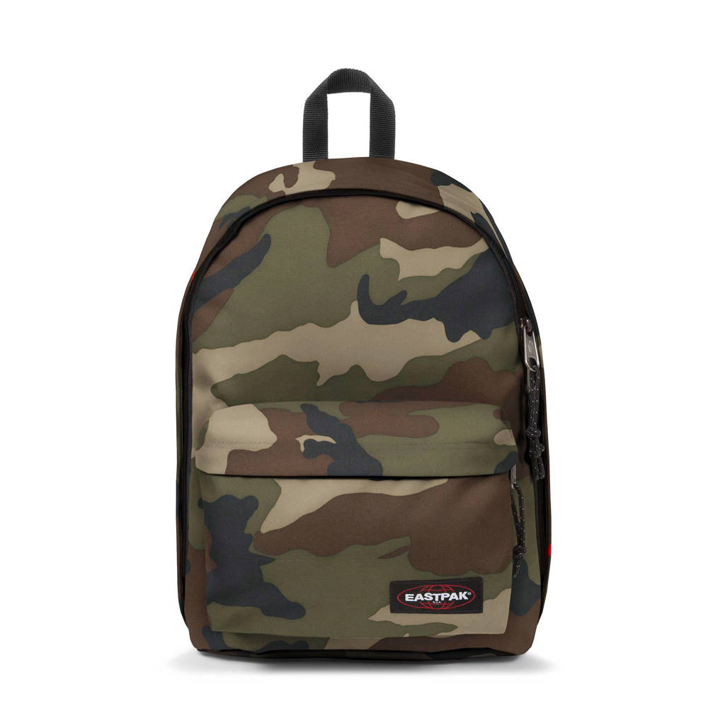 Eastpak  13,3 inch Out of Office rugzak, Camo
