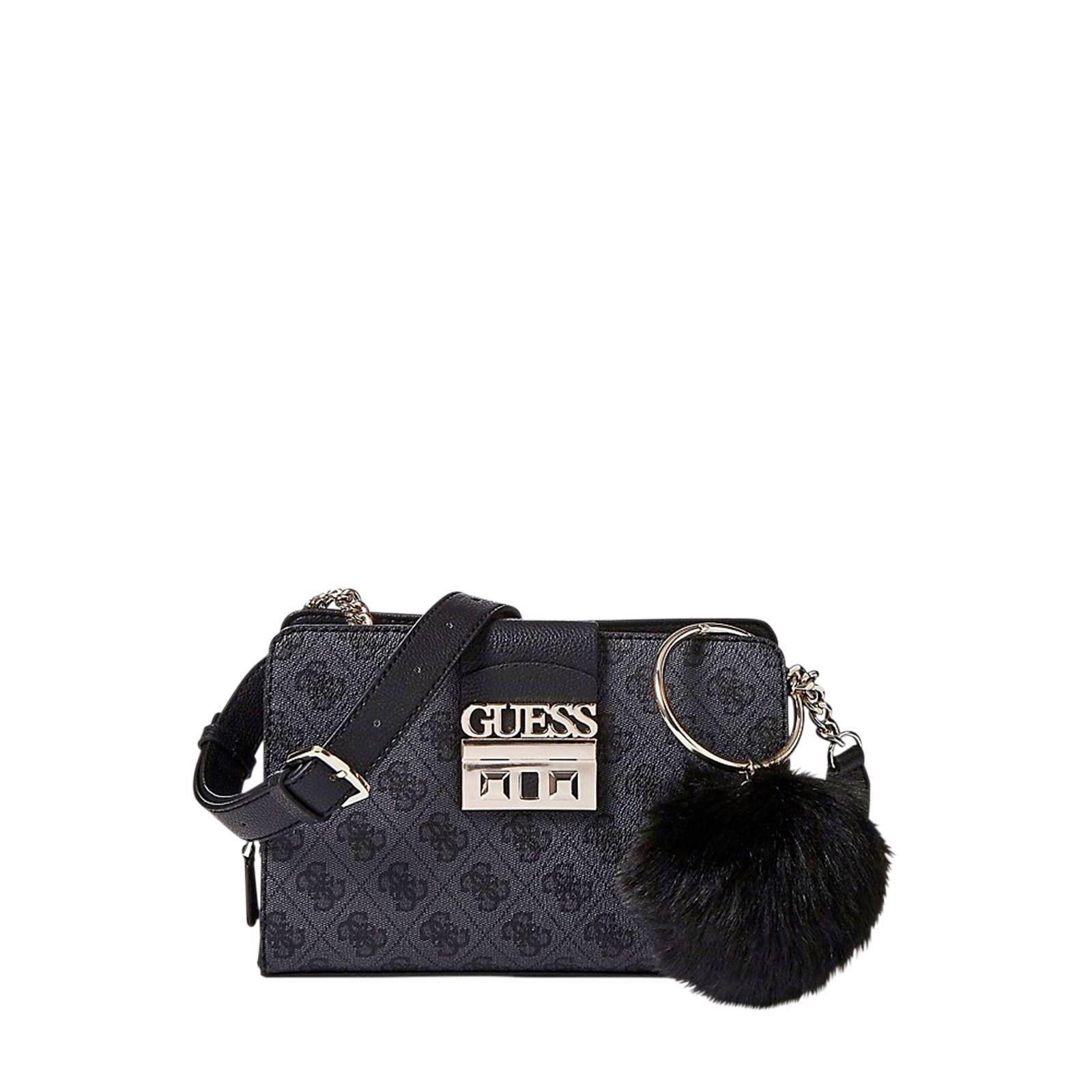 Girlfriend Tas Guess Logo Crossbody Luxe Wehkamp qOxIBw1