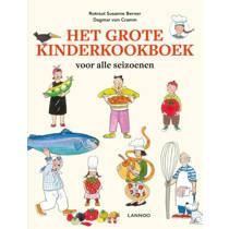 Het grote kinderkookboek - Rotraut Susanne Berner en Dagmar von Cramm
