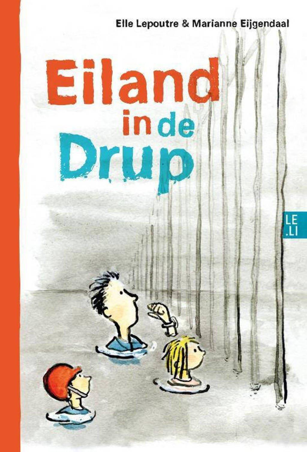 Eiland in de Drup - Elle Lepoutre