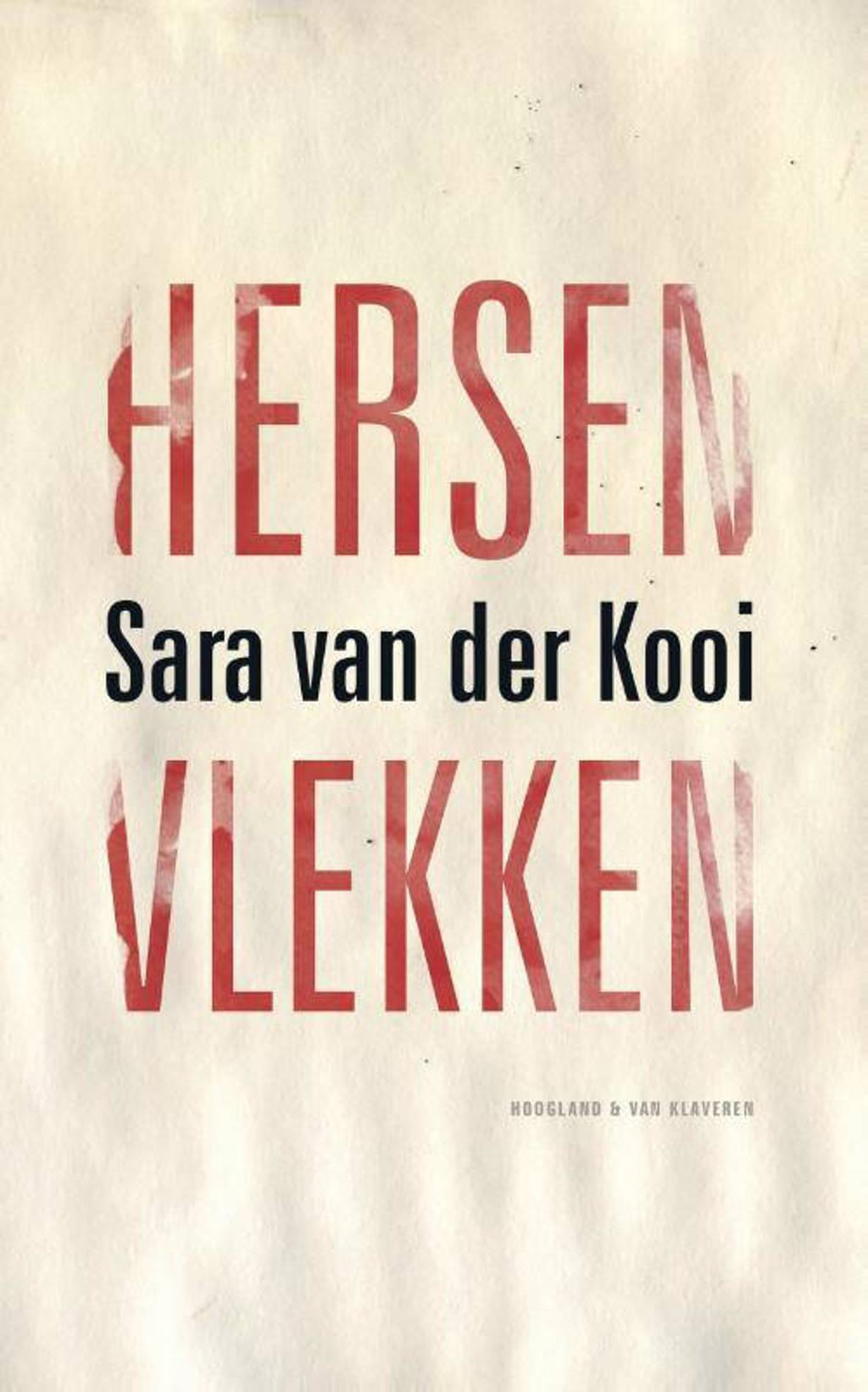 Hersenvlekken - Sara van der Kooi