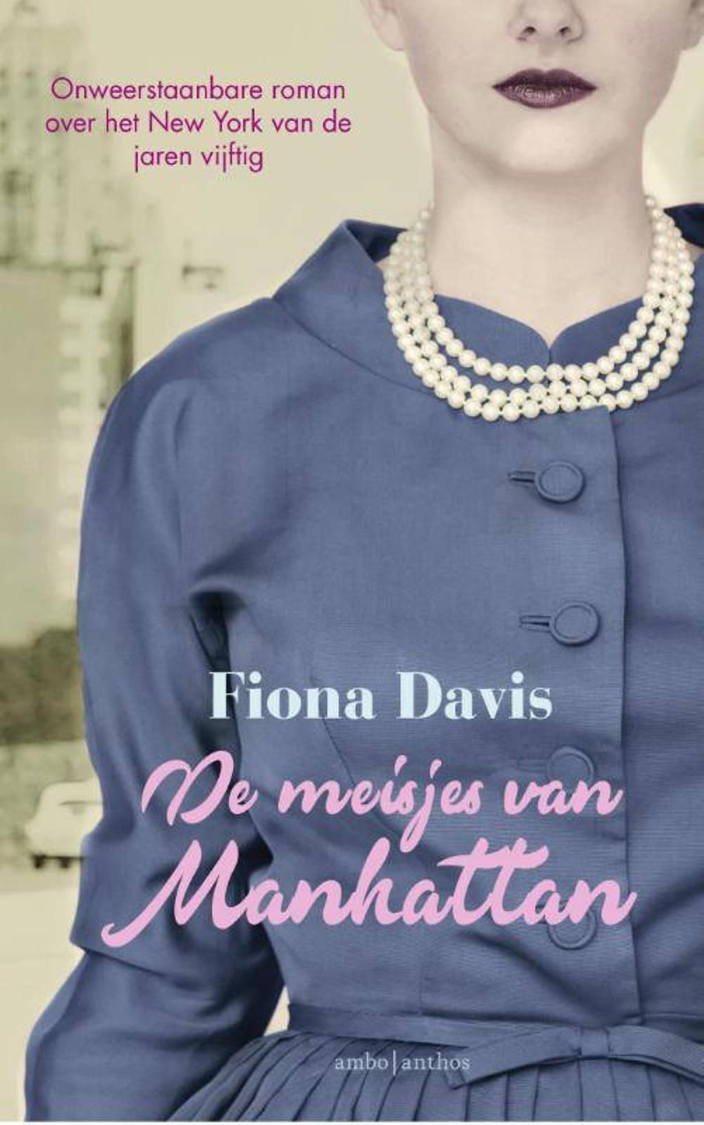 De meisjes van Manhattan - Fiona Davis