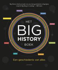 Het big history boek - Big History Institute