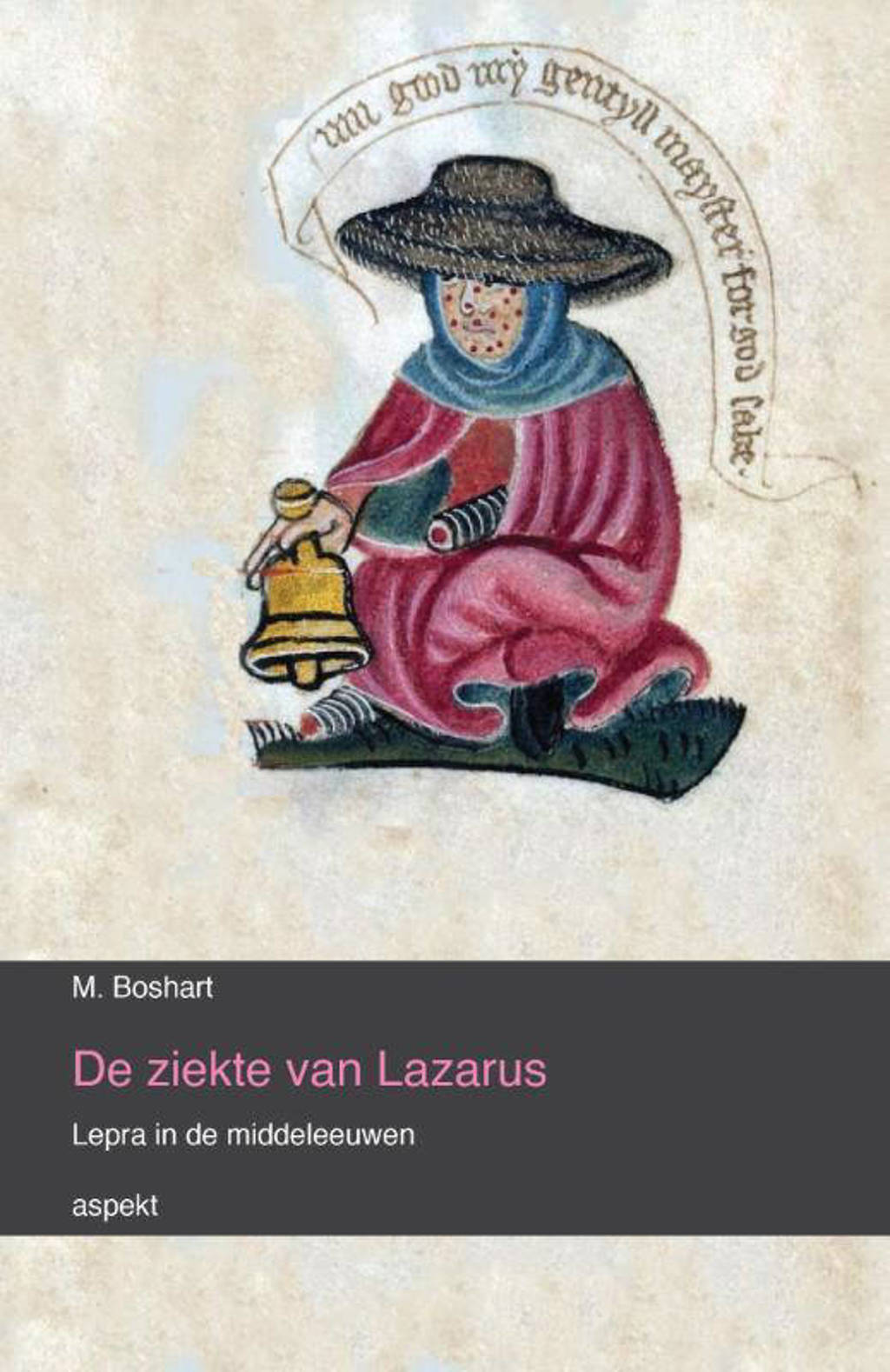 De ziekte van Lazarus - M. Boshart