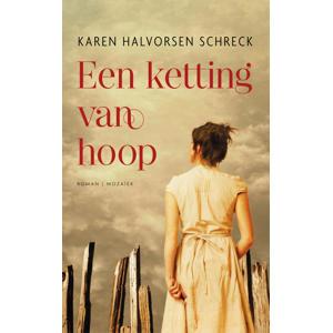 Een ketting van hoop - Karen Halvorsen Schreck