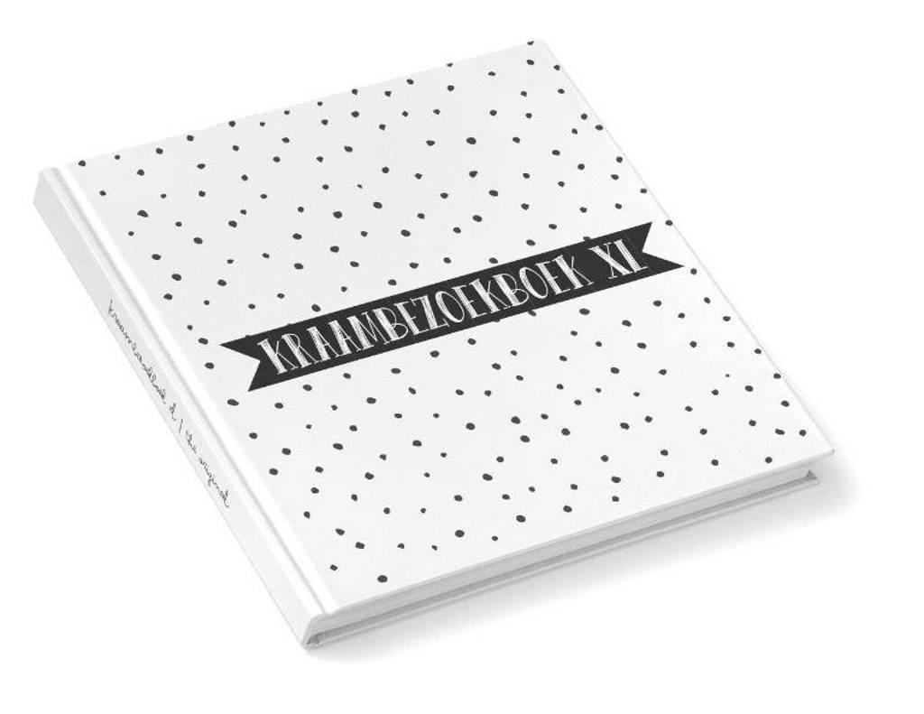 The original: Kraambezoekboek XL | THE ORIGINAL