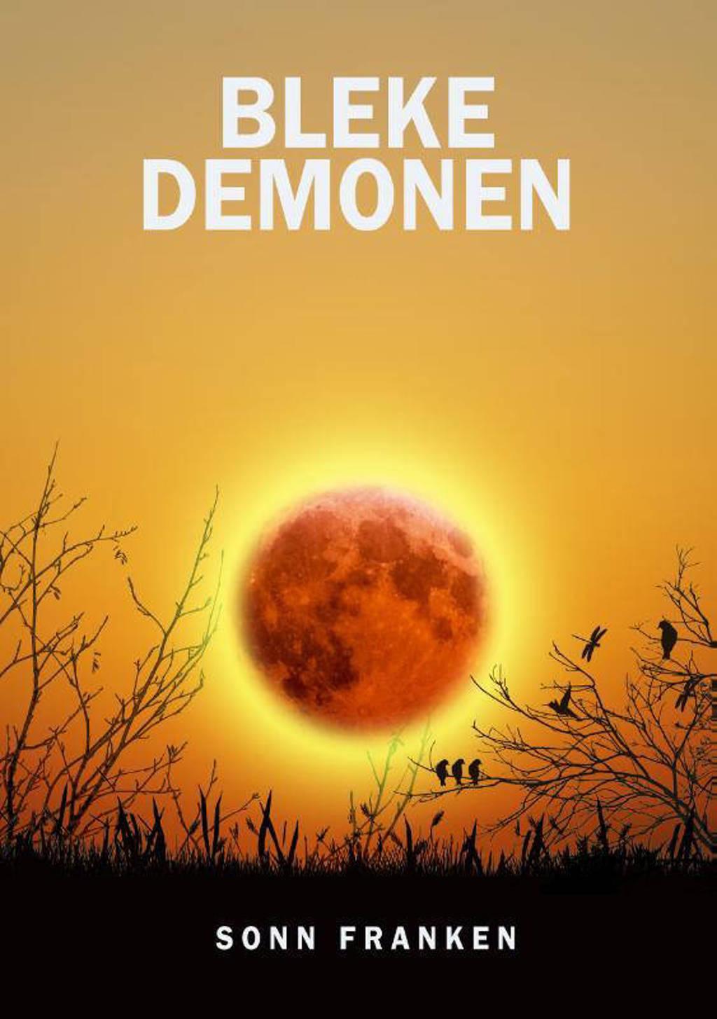 De Kronieken van Ginder: Bleke Demonen - Sonn Franken