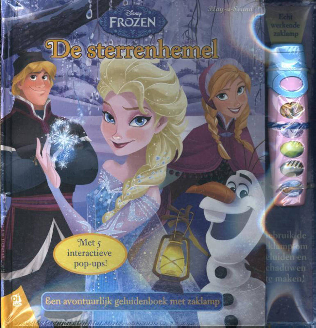 Disney Frozen - De sterrenhemel