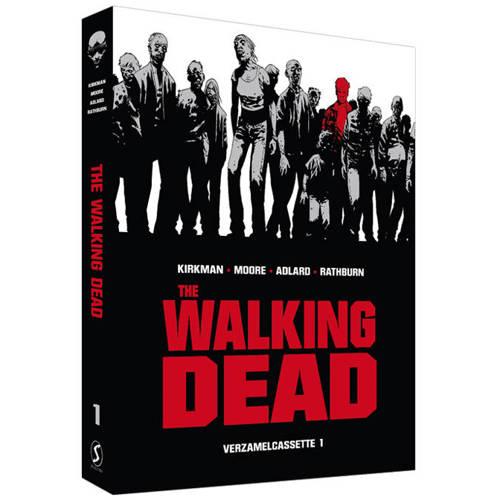 The Walking Dead: The Walking Dead Cassette 1 Deel 1 t/m 4 - Robert Kirkman, Charlie Adlard, Tony Moore, e.a. kopen