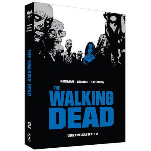 The Walking Dead: The Walking Dead Cassette 2 deel 5 t/m 8 - Robert Kirkman, Charlie Adlard en Cliff Rathburn kopen