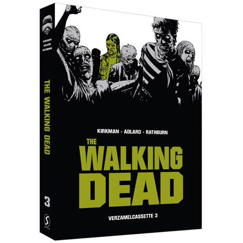 The Walking Dead: The Walking Dead Cassette 3 Deel 9 t/m 12 - Robert Kirkman, Charlie Adlard en Cliff Rathburn kopen