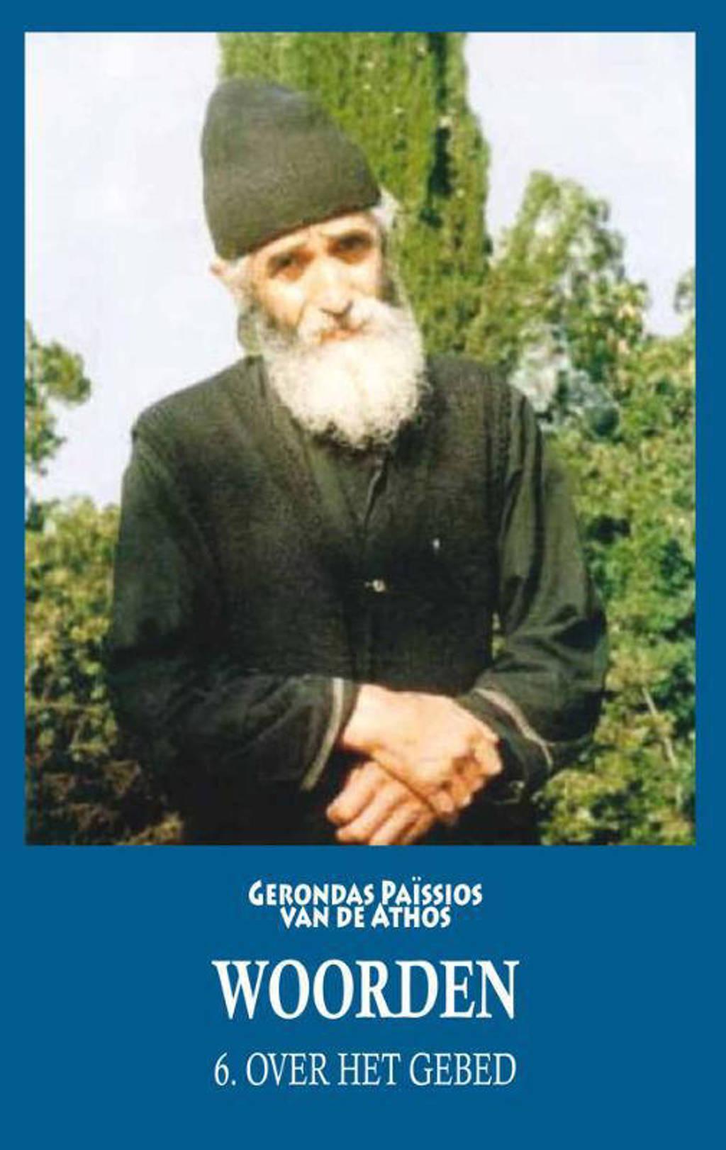 Woorden over het gebed - Gerondas Païssios van de Athos