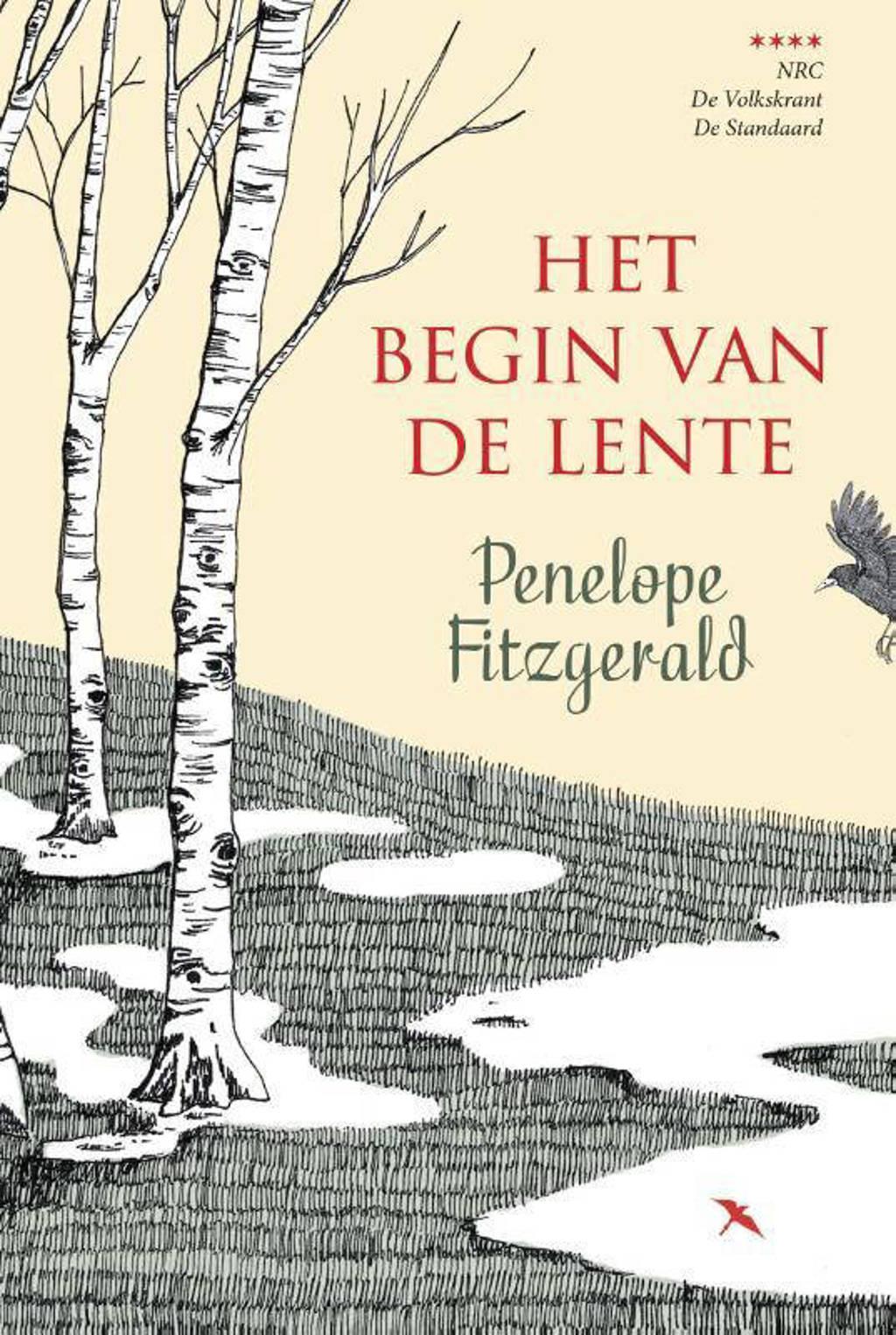 Het begin van de lente - Penelope Fitzgerald