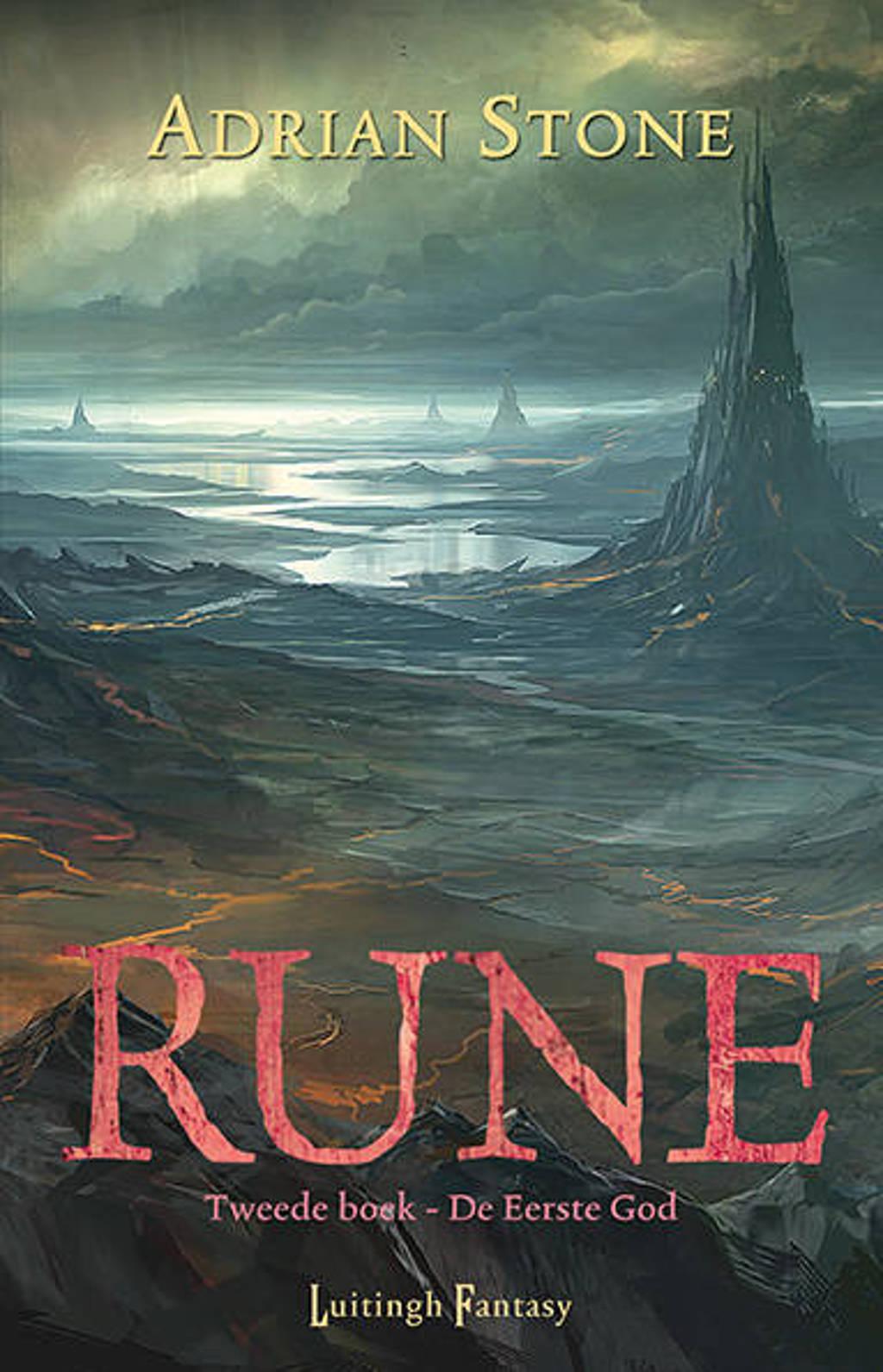 Rune: De eerste God - Adrian Stone