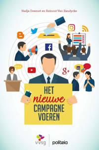 Het nieuwe campagne voeren - Nadja Desmet en Reinout Van Zandycke