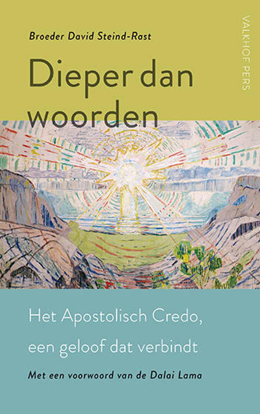 Dieper dan woorden - David Steindl-Rast