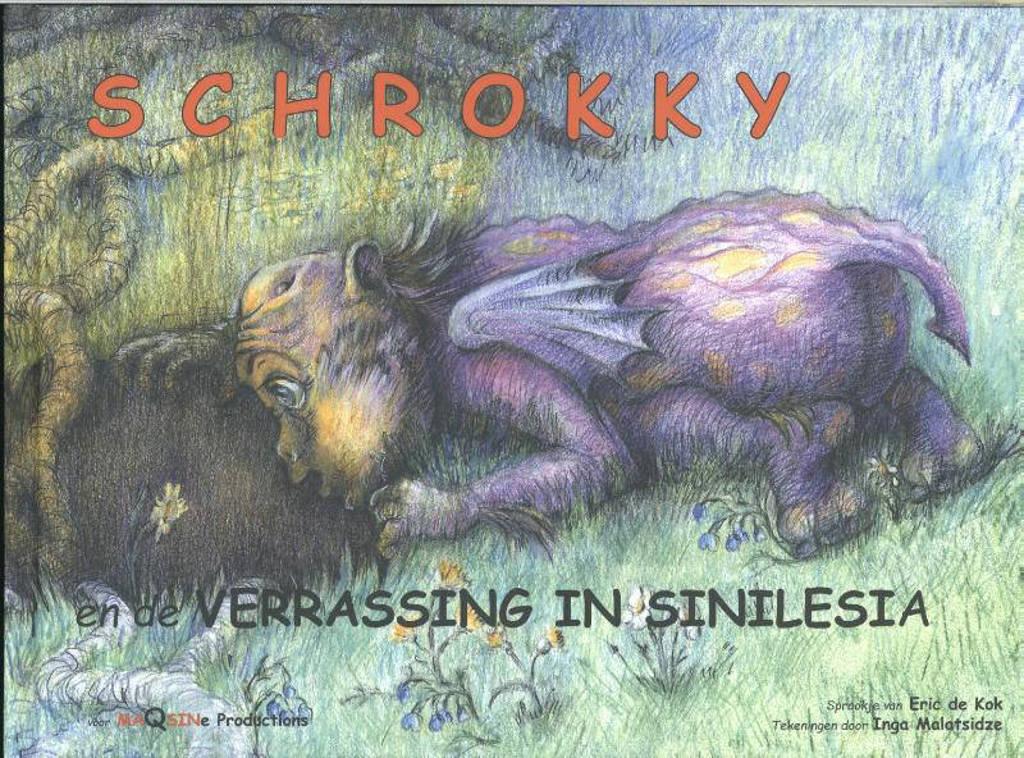 Schrokky: Schrokky en de verrassing in Sinilesia - Eric de Kok