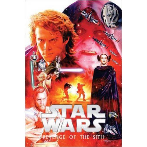 Star Wars: Revenge of the Sith episode III - George Lucas kopen