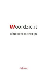 Woordzicht - Bénédicte Lemmelijn