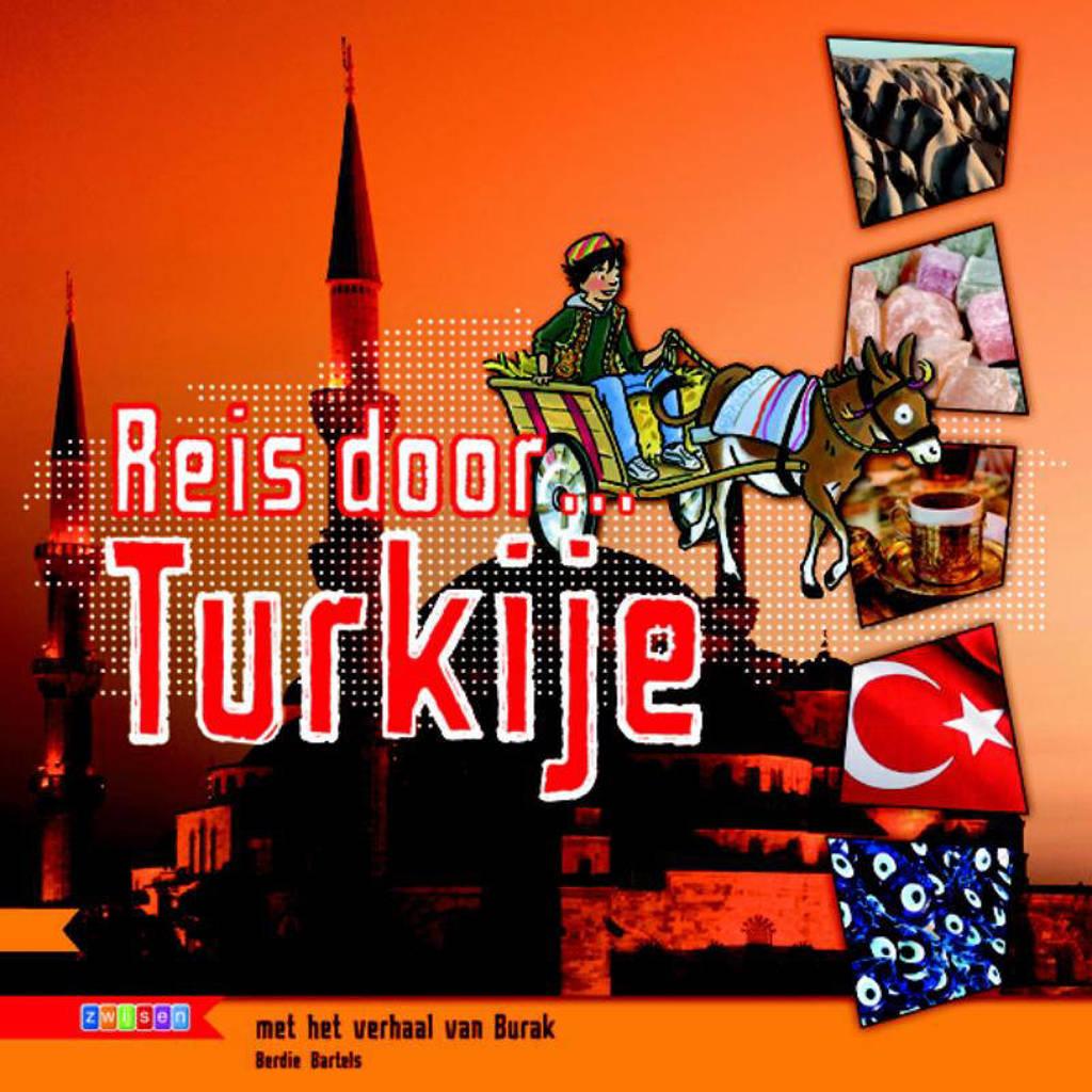 REIS DOOR...TURKIJE - Berdie Bartels