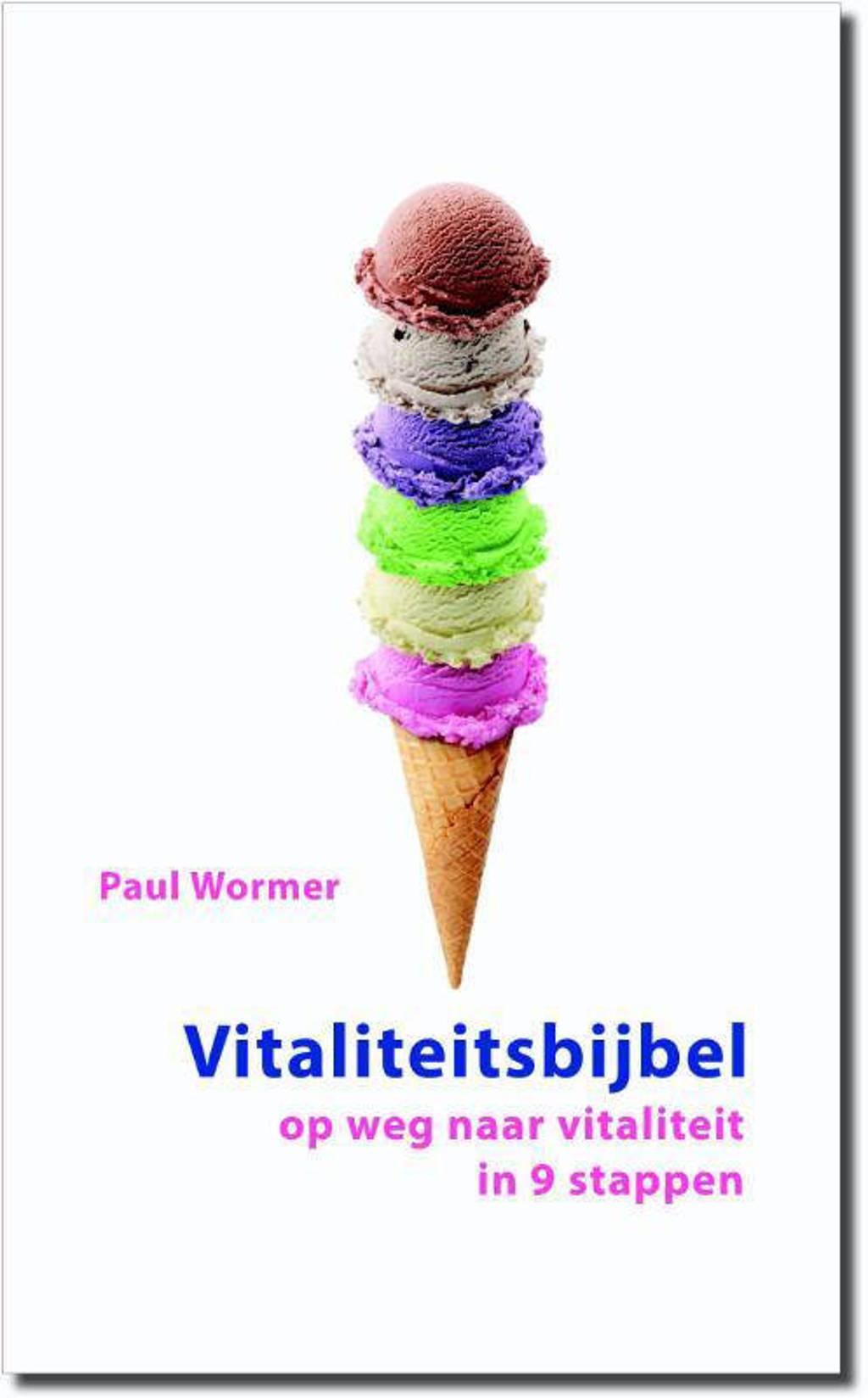 Vitaliteitsbijbel - Paul Wormer