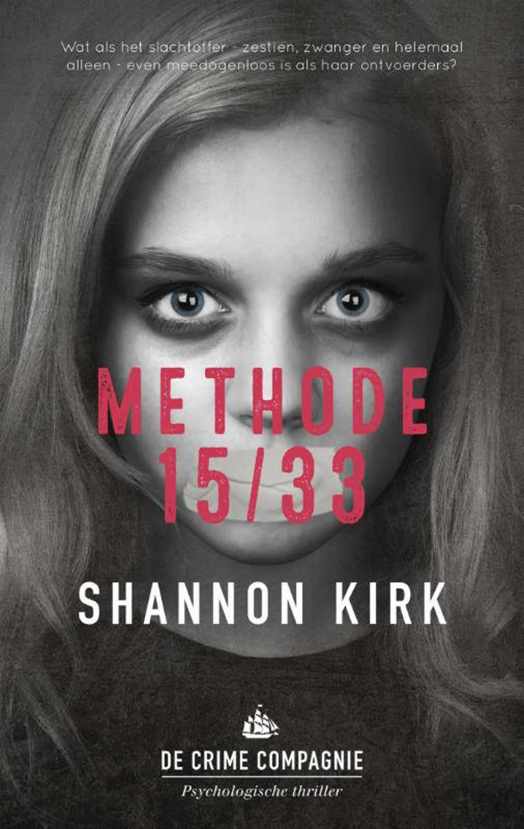 Methode 15/33 - Shannon Kirk