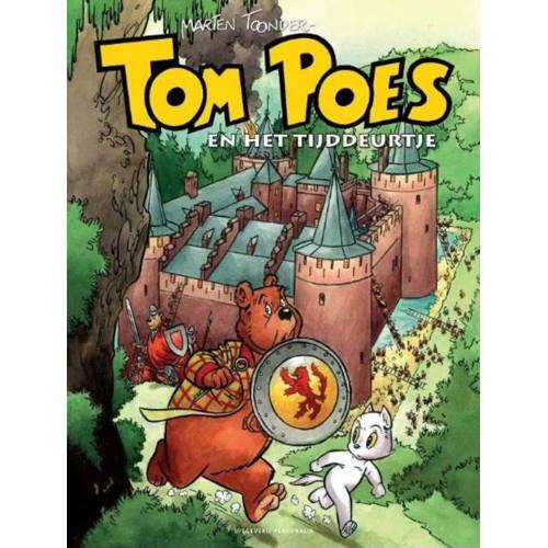 Tom Poes: Tom Poes en het tijddeurtje - Marten Toonder en Dick Matena kopen