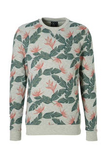 African jungle sweater