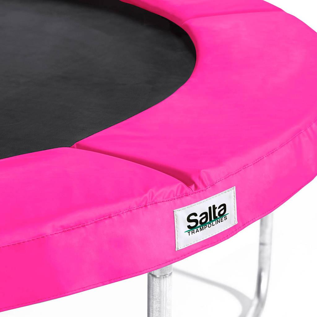 Salta 366cm trampoline beschermrand, Ø366, Roze