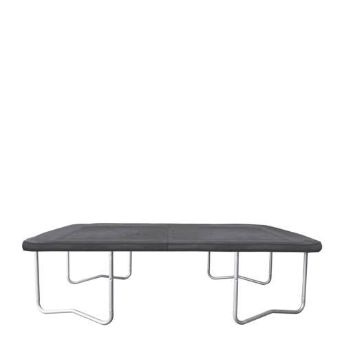 Salta beschermhoes voor trampoline rechthoekig 244 x 396 cm zwart