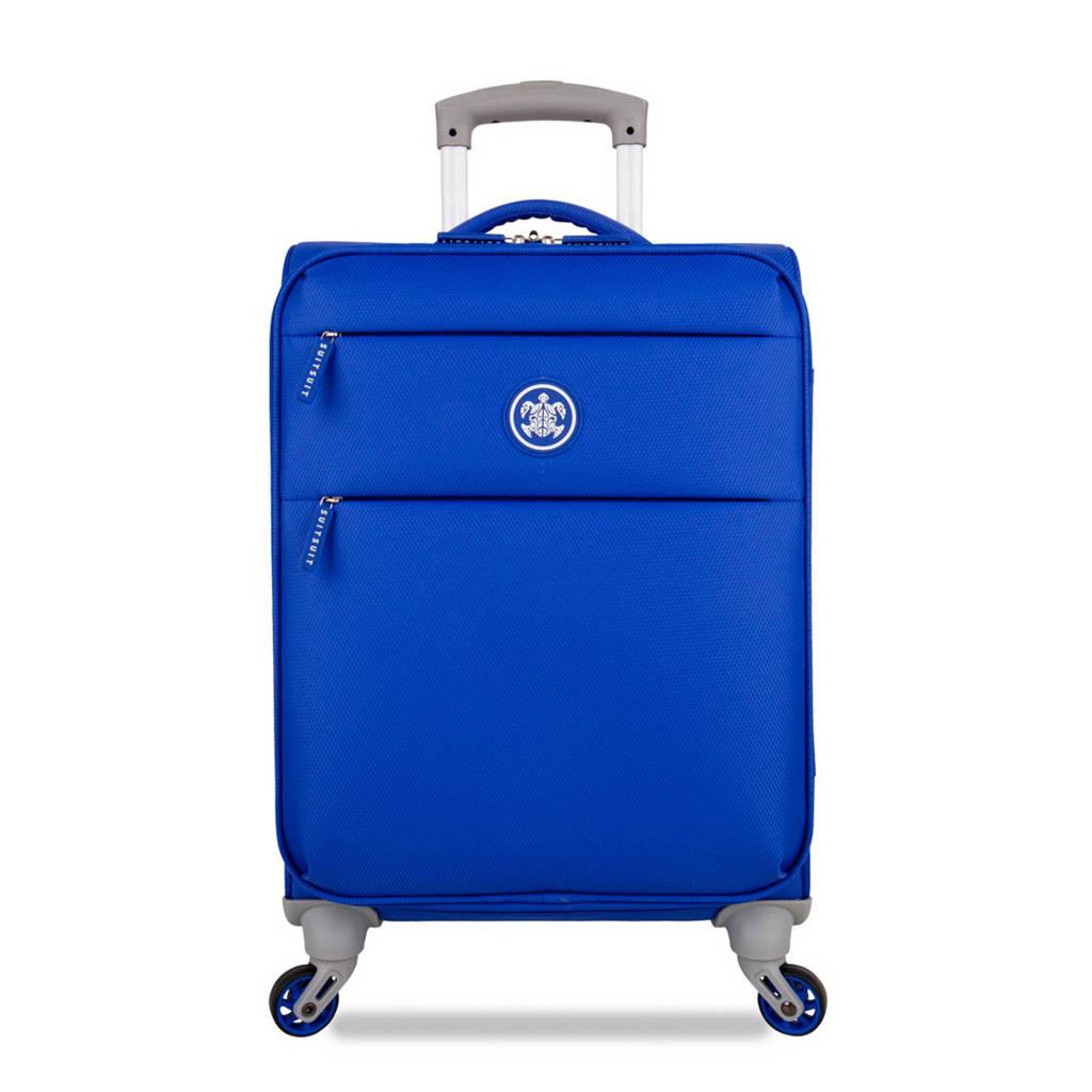 Suitsuit Caretta koffer (53cm), Blauw