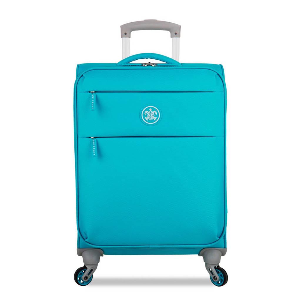 Suitsuit Caretta koffer (53cm), Zeeblauw