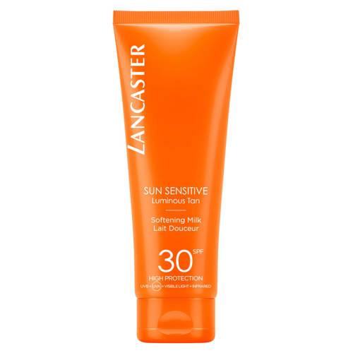 Lancaster Sun Sensitive Softening Milk SPF30 - 125
