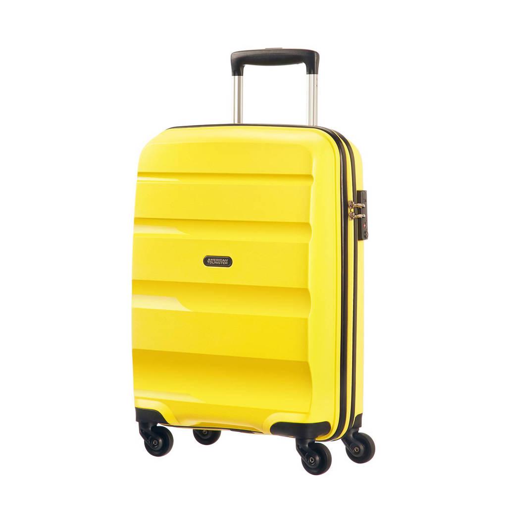 American Tourister Bon Air koffer (55 cm), 55x40x20, licht geel