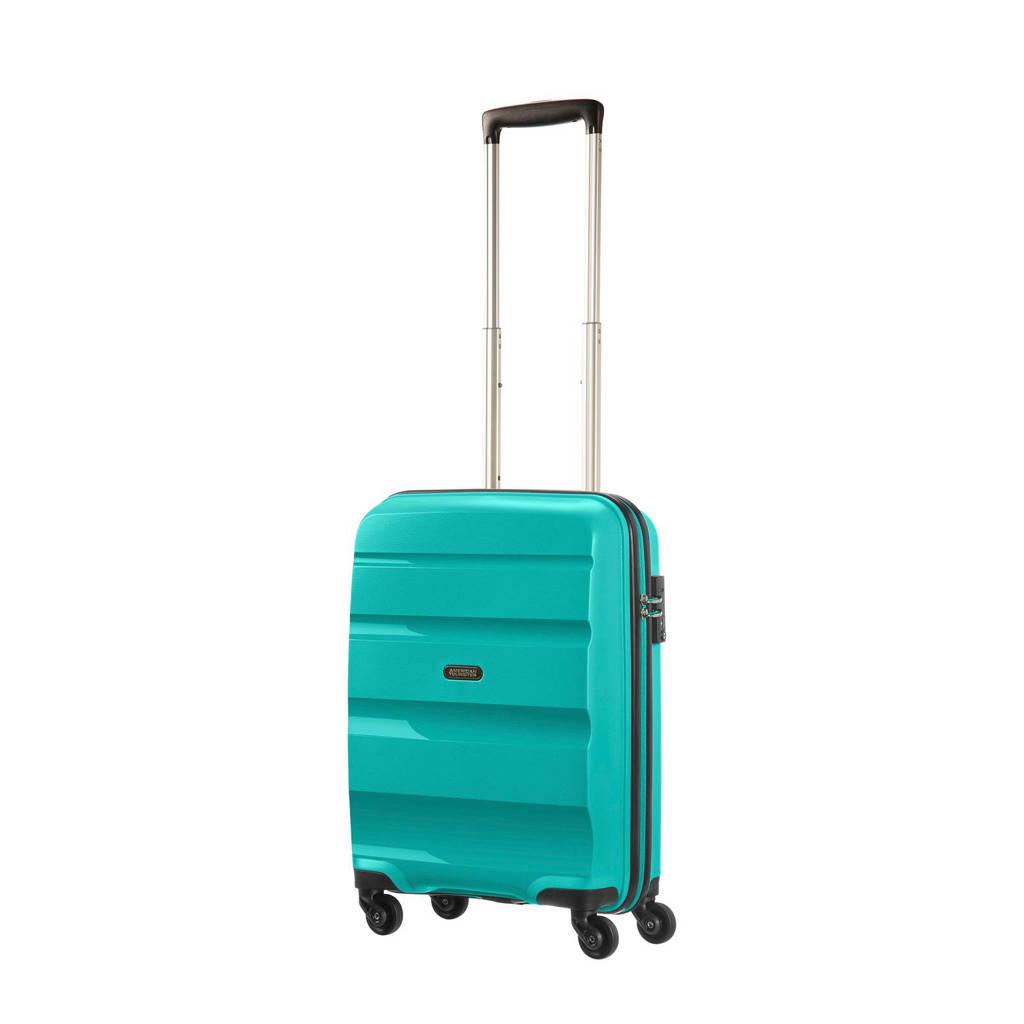 American Tourister Bon Air koffer (55 cm), 55x40x20, Deep turquoise