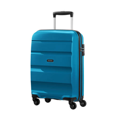 American Tourister Bon Air Spinner S Strict seaport blue Harde Koffer