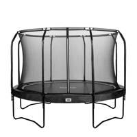 Salta Premium Black trampoline Ø427 cm, Zwart