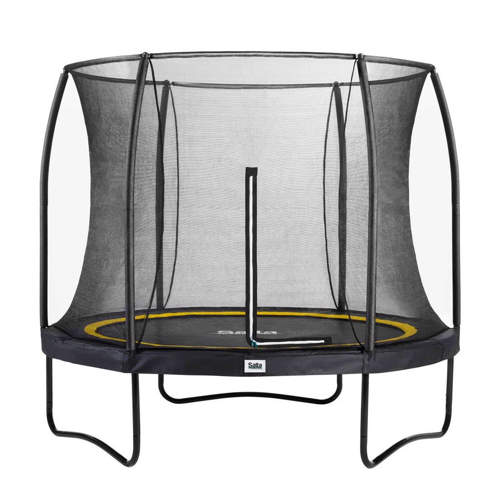 Salta Comfort Edition  trampoline 305cm, Zwart