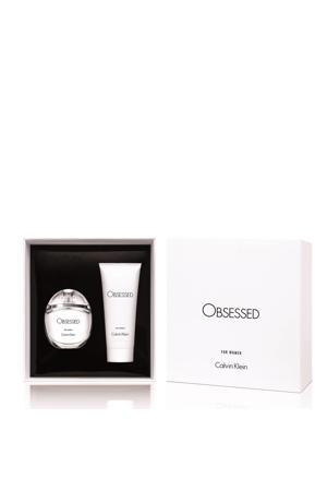 for Women geschenkset Obsessed for Women edp 50 ml + body lotion 100 ml