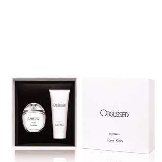 Obsessed for Women geschenkset Obsessed for Women edp 50 ml + body lotion 100 ml