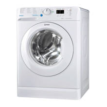 BWA 81683X W EU wasmachine