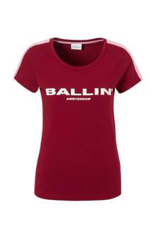 Ballin by Purewhite Ballin T-shirt