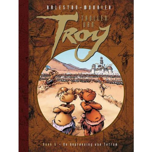 Trollen van Troy: De beproeving van Tetram - Christophe Arleston en Jean-Louis Mourier kopen