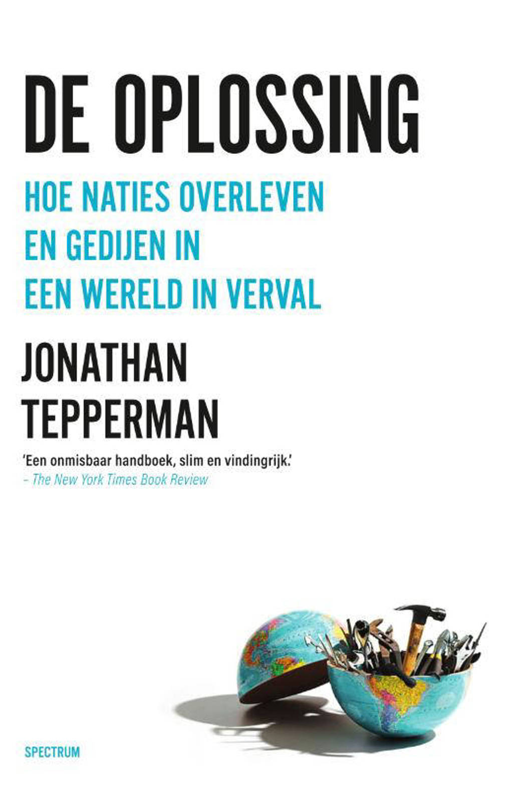 De oplossing - Jonathan Tepperman