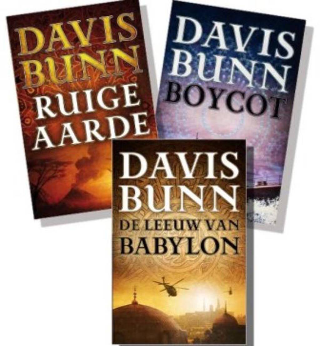 Pakket Davis Bunn - Davis Bunn