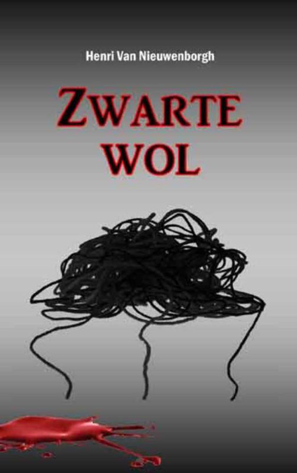 Zwarte wol - Henri Van Nieuwenborgh