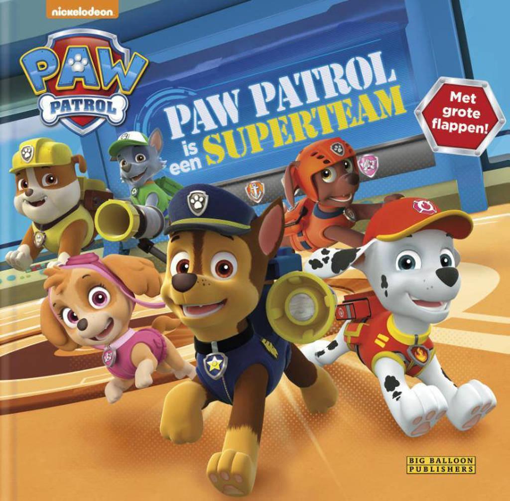 Paw Patrol: Paw Patrol is een Superteam