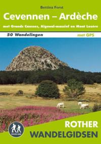 Rother Wandelgidsen: Rother wandelgids Cevennen-Ardèche - Bettina Forst