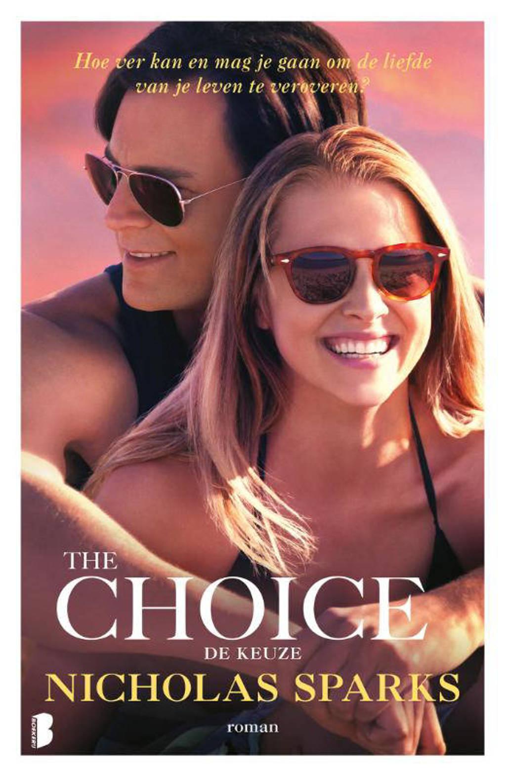 The choice (De keuze) - Nicholas Sparks