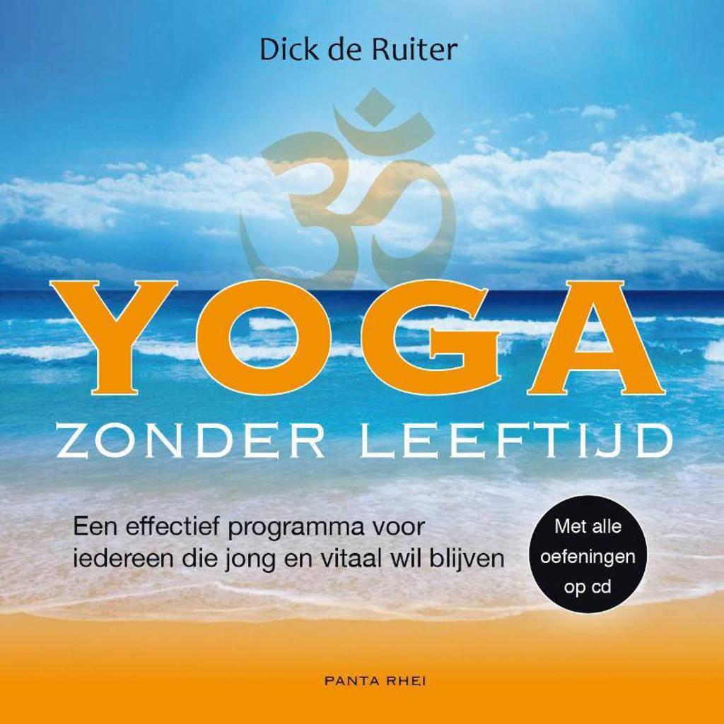 Yoga zonder leeftijd - Dick de Ruiter